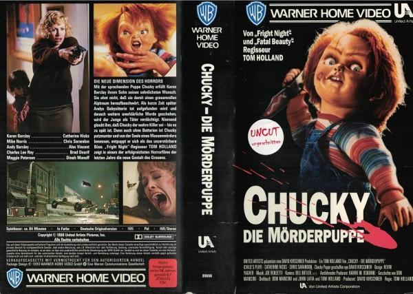 Chucky - Die Mörderpuppe (VK)