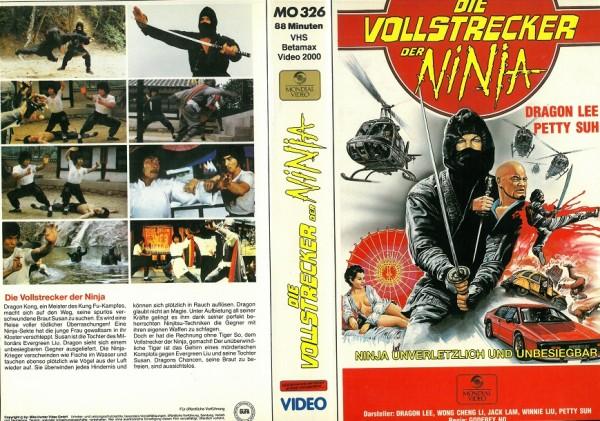 Vollstrecker der Ninja, Die (MH weiss)