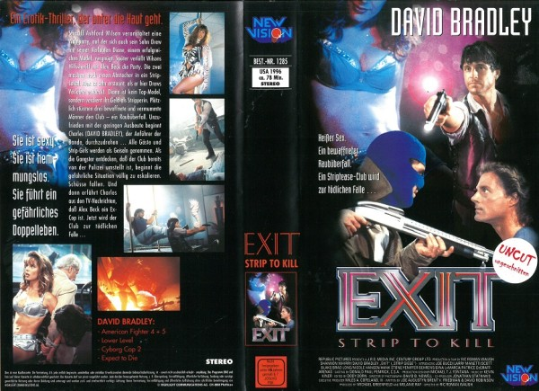 Exit - Strip to kill