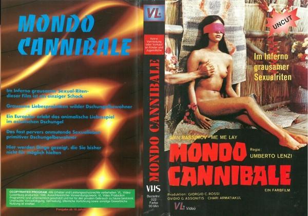 Mondo Cannibale (VL Video)