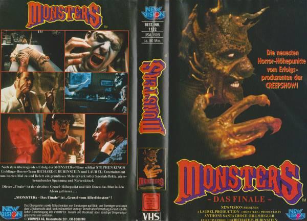 Monsters - Bis das Blut gefriert