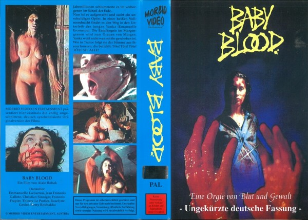Baby Blood (Morbid Video)