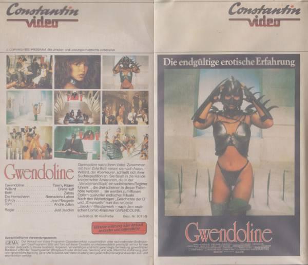 Gwendoline - Die endgültige erotischer Erfahrung