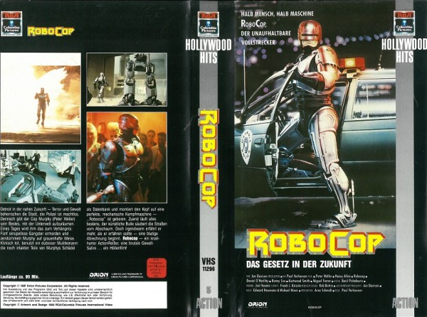 Robocop (Hollywood Hits)