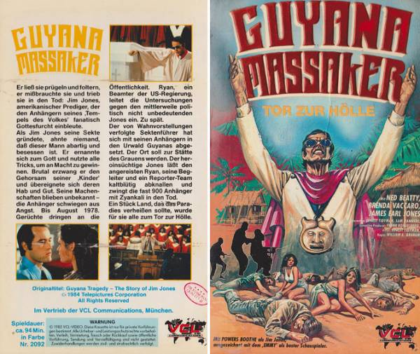 Guyana Massaker - Tor zur Hölle