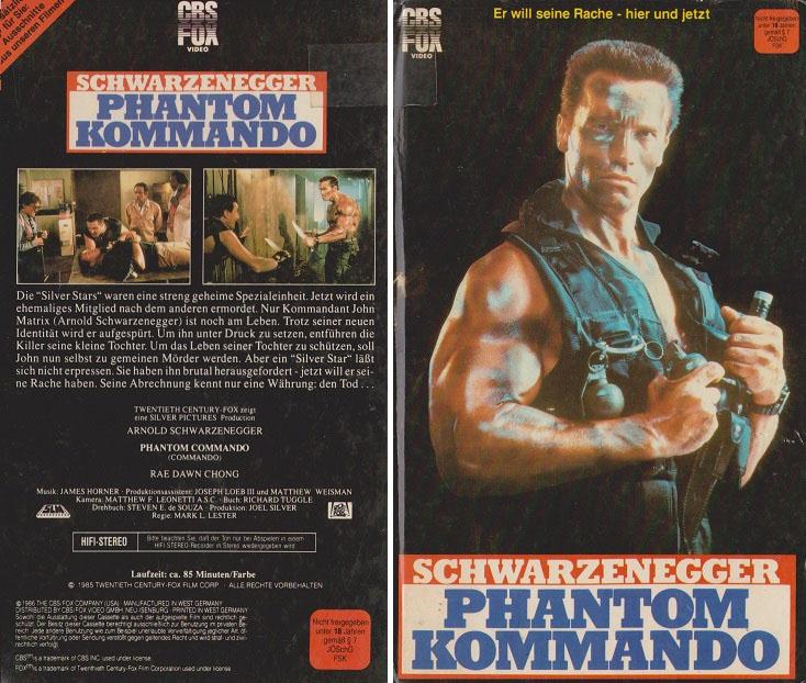 Phantom Kommando 2