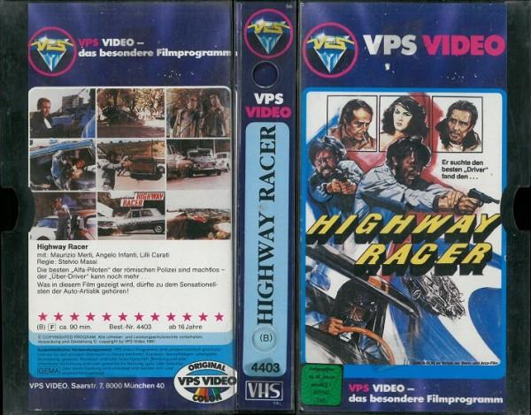 Highway Racer (Glasbox)