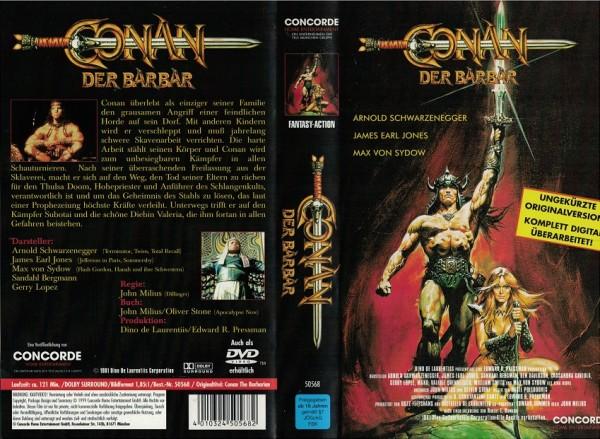 Conan - Der Barbar (Concorde)
