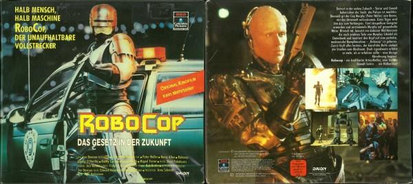 Robocop (Grossbox für 2 Kassetten)