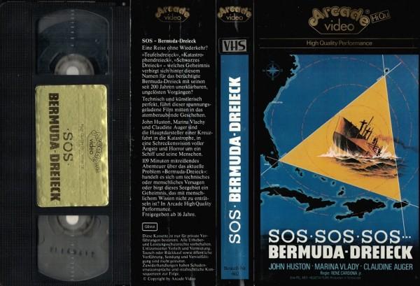 SOS-SOS-SOS - Bermuda Dreieck (Glasboxcover)