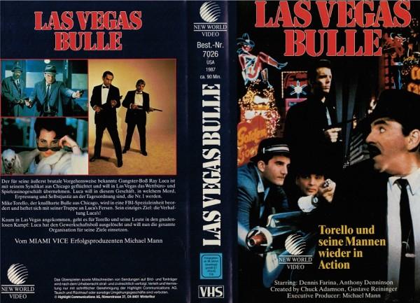 Las Vegas Bulle