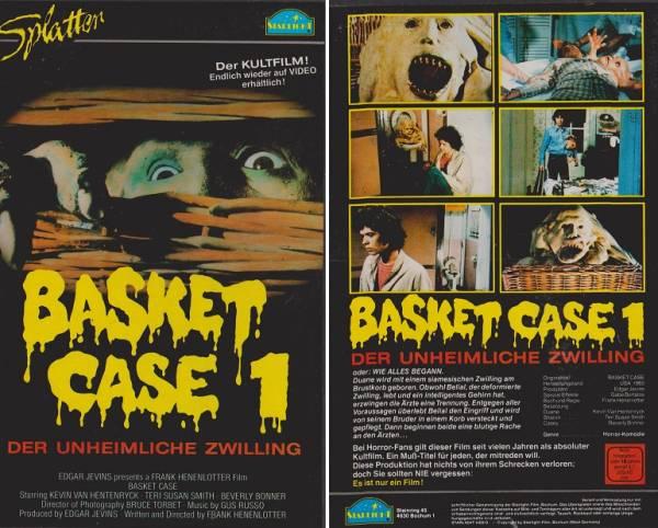 Basket Case - Der unheimliche Zwilling (Hartbox)
