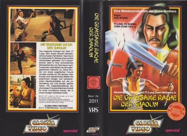 grausame Rache der Shaolin, Die