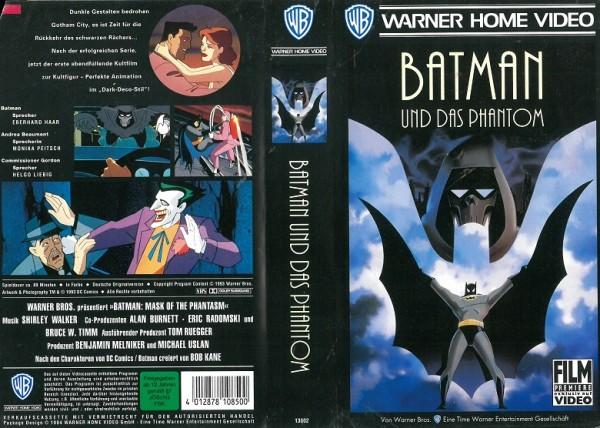 Batman und das Phantom (VK)