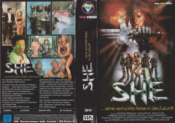 She - Eine verrückte Reise in die Zukunft (VPS NA)