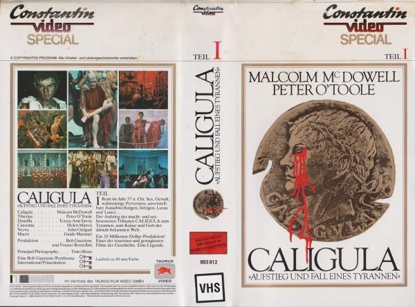 Caligula Teil 1 (Erstauflage)