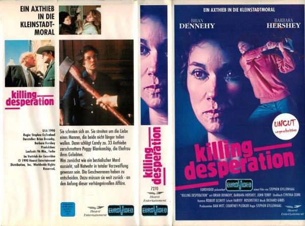 Killing Desperation
