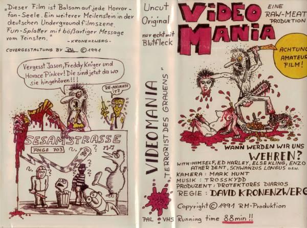 Video Mania - Amateurfilm