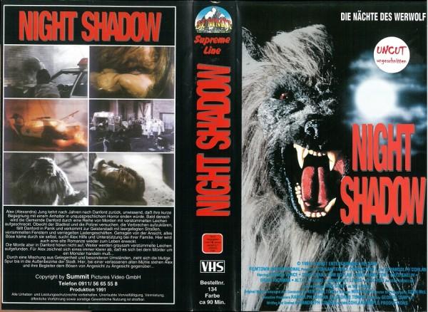 Night Shadow in USA