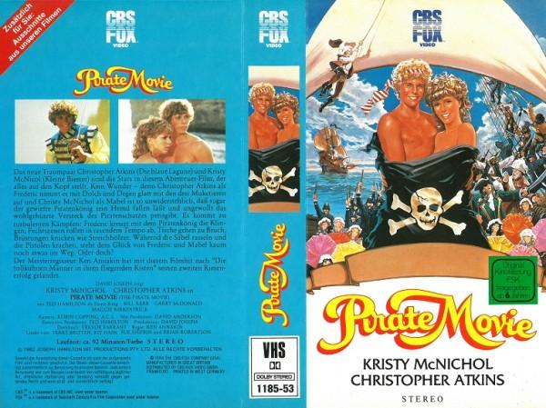 Pirate Movie (CBS klein)