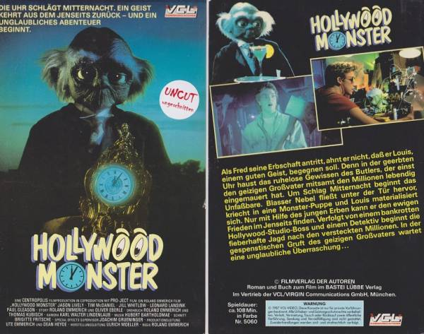 Hollywood Monster