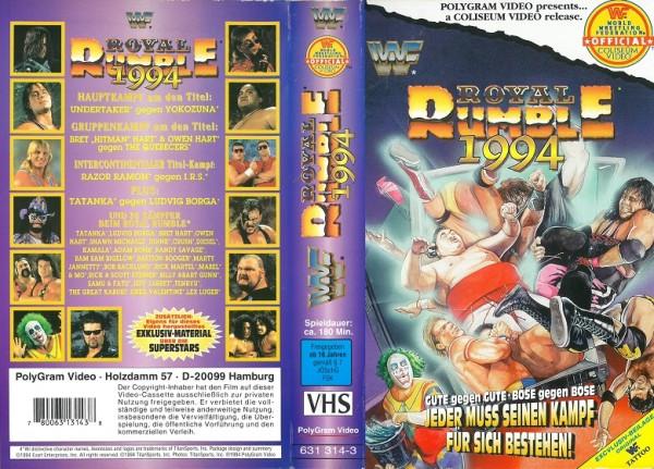 Royal Rumble 1994 (WWF Wrestling)