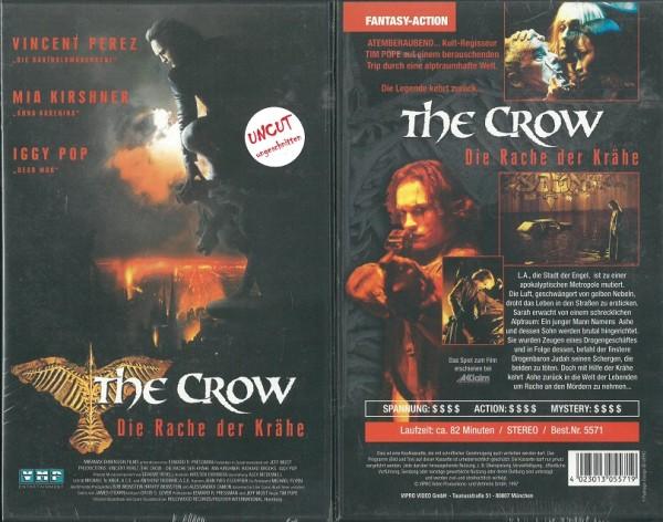 Crow 2, The - Die Rache der Krähe (NEU, OVP)
