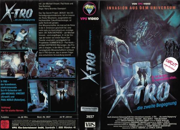 X-Tro 2 - Die zweite Begegnung (Xtro)