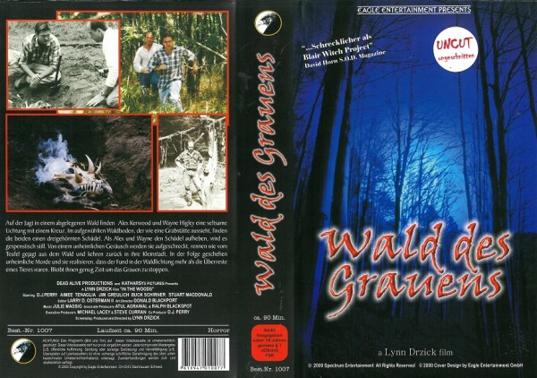 Wald des Grauens - In the woods