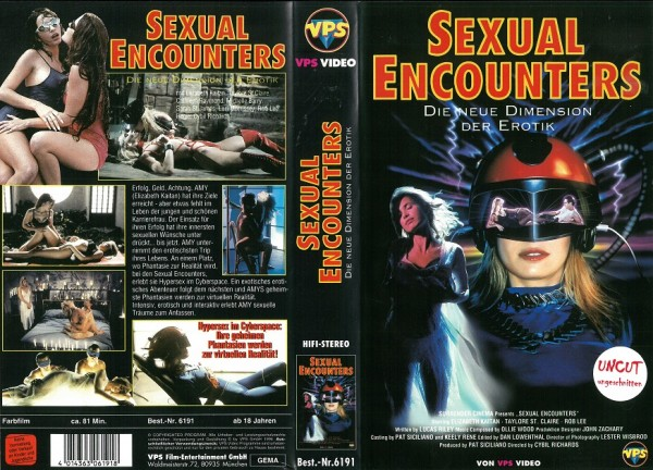 Sexual Encounters - Lektionen der Lust
