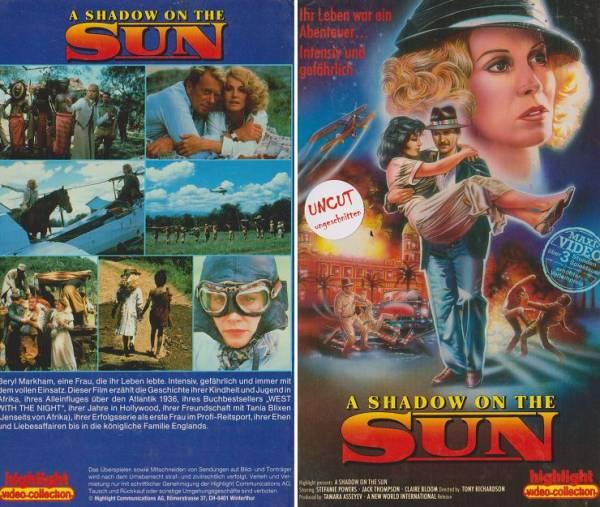 A Shadow on the Sun - Schatten auf der Sonne (Hartbox)