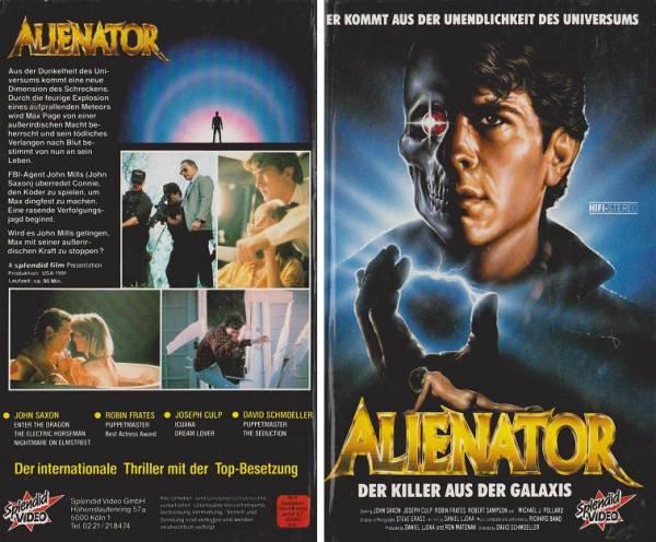 Alienator 2 - Der Killer aus der Galaxis