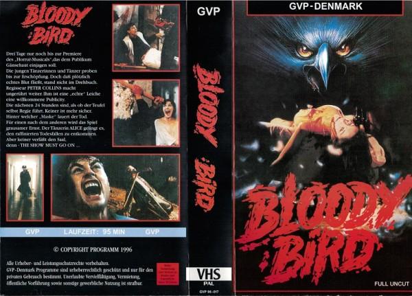 Bloody Bird - Aquarius - Theater des Todes (GVP Video)