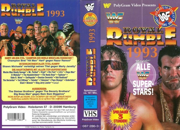 Royal Rumble 1993 (WWF Wrestling)