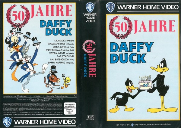 50 Jahre Daffy Duck (VK)