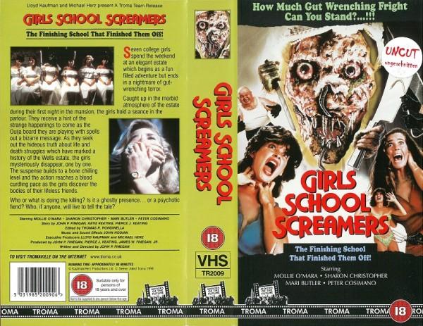 Girls School Screamers - Das Horror Lyzeum (UK Import)