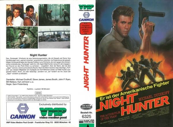 Night Hunter - Avenging Force