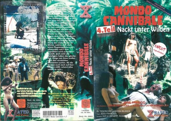 Mondo Cannibale 4 - Nackt unter Wilden (X-Rated)