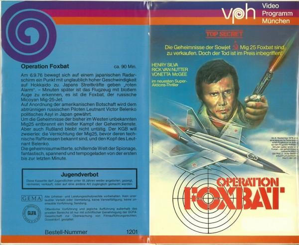 Operation Foxbat (VPH blau)