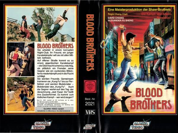 Blood Brothers - Die Blutsbrüder des Kung-Fu