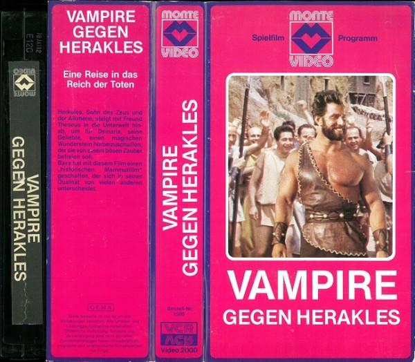 Vampire gegen Herakles (Monte Glasbox)